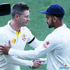 Former Australia captain Michael Clarke believes Virat Kohli has the 'Kangaroo' spirit inside him