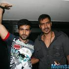 Emraan Hashmi speaks up about his working experience with Ajay Devgn