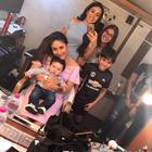 Taimur joins mommy Kareena Kapoor Khan and aunt Karisma Kapoor at work!