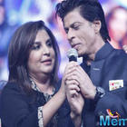 SRK surprises Farah Khan on the sets of 'Lip Sing Battle'