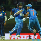 Rohit Sharma: MS Dhoni has the ability to bail the Men in Blue out of difficult situations