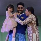 OMG! You won't believe what Abhishek Bachchan did for his daughter Aaradhya