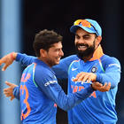 Kuldeep Yadav and Yuzvendra Chahal together form India's lethal spin attack