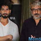 Shahid Kapoor: Working with Sanjay Leela Bhansali has been a privilege