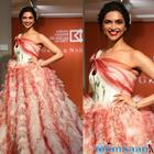 Deepika Padukone took over the ramp and it was a treat for sore eyes.