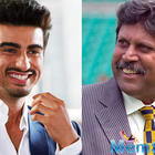 Unfair to speak on it: Arjun Kapoor on missing out playing Kapil Dev in his biopic