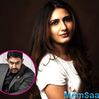 Fatima Sana Shaikh blushes when asked about playing Aamir Khan's lover in Thugs Of Hindostan