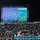 India vs Australia 3rd T20: Match called off, both teams shared the T20 trophy
