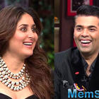 Kareena and Karan Johar to come together for a TV show?