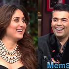 Kareena and Karan Johar to come together for a TV show?