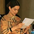 Manikarnika film sets pics: Kangana Ranaut dons Rani Laxmibai's look