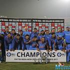 IND vs NZ 3rd ODI: Virat Kohli and Co beat New Zealand by 6 runs, clinch series 2-1