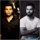 Karan Johar wants to cast Virat Kohli in his movie