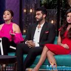 Arjun Kapoor wants Anushka and Katrina