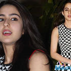 Sara Ali Khan's temple runs to ward off stress