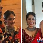 Take a look: Sagarika Ghatge and Zaheer Khan first wedding picture