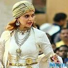 Again Kangana Ranaut injures herself on the sets of Manikarnika
