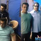 Race 3' team will visit its lead hero Salman Khan on sets of Bigg Boss 11