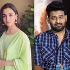 Here is the reason why Alia Bhatt refused to do Prabhas' Saaho?