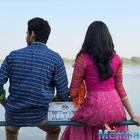 Karan Johar shares first photos of Ishaan Khattar and Janhvi Kapoor from sets of Dhadak