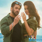 Tiger Zinda Hai: Salman Khan draws a beautiful portrait of Katrina Kaif on Ice