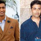Karan Johar begins shoot for 'Bombay Talkies 2' with Vicky Kaushal