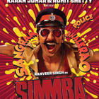 Simmba' poster: Ranveer Singh is the new cop in town