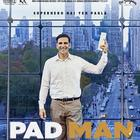 'PadMan' poster: Akshay Kumar cycles his way to the trailer launch