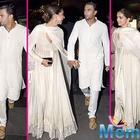 Padmaavat special screening: 'Lovebirds' Deepika and Ranveer spotted walking hand in hand