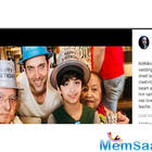 So lovely: Hrithik wish for grandfather's 92nd b'day, Sussanne also attends bash