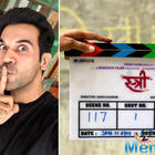 Rajkummar Rao wraps up first schedule of stree