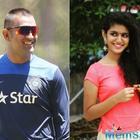 Revealed! Internet sensation Priya Prakash Varrier's favourite Indian cricketer
