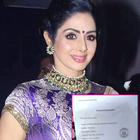 Sridevi died from accidental drowning in a bath tub: Report