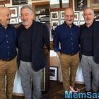 Robert De Niro throws surprise birthday party for Anupam Kher