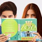 Dulquer Salmaan, Sonam Kapoor's The Zoya Factor first look: It's the eye talk