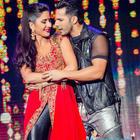 Varun Dhawan and Katrina Kaif in India's biggest dance film