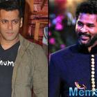 Prabhudheva: Salman Khan's a lot like Rajini sir