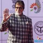 Big B leaves for Hyderabad to shoot for Chiranjeevi's film