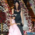 Aishwarya's daughter Aaradhya gets the royal treatment at Akash-Shloka's engagement party