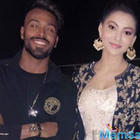 Not Elli AvrRam, Urvashi Rautela caught flirting with Hardik Pandya at a party!