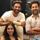 Kedarnath': Sara Ali Khan and Sushant Singh Rajput to resume shoot with underwater sequences