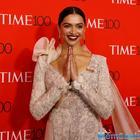 Deepika Padukone wins hearts by gesturing a 'Namaste' at TIME 100 Gala Red Carpet
