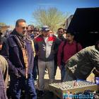 Sanjay Dutt shoots with Kashmiri child actors for 'Torbaaz' in Kyrgyzstan