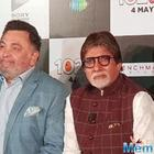 Because of Mr. Bachchan actors like me are getting work, says Rishi Kapoor
