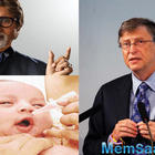 The Microsoft co-founder Bill Gates lauds Amitabh Bachchan on Twitter; here's how he reacted
