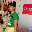 Jacqueline Fernandez feted with PETA India's digital activism award