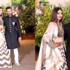 Sonam Kapoor gets shimmery as Mrs Anand Ahuja at wedding reception