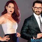 Kangana Ranaut to team up with Aamir Khan?