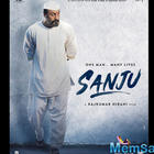 Sanju poster: Ranbir Kapoor as Sanjay Dutt during his jail term