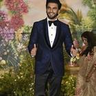 Sonam Kapoor wedding reception: when Ranveer Singh had an important call to attend